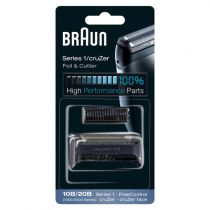 achat Accessoires Rasoir - Braun Combipack 10B 72614