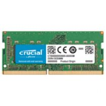Comprar Memorias Portatiles - Crucial 8GB DDR4 2400 MT/s CL17 PC4-19200 SODIMM 260pin para Mac CT8G4S24AM