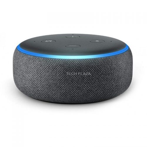 Altavoces Smart Assistant Amazon Echo Dot 3 anthrazit Intelligenter As