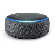Comprar Colunas Sem Fio - Colunas Smart Assistant Amazon Echo Dot 3 anthrazit Intelligenter Assi B0792HCFTG