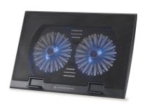 achat Coolers - Conceptronic THANA Notebook Cooling Pad, Fits up pour 17´´, 2 Fans THANA-02B