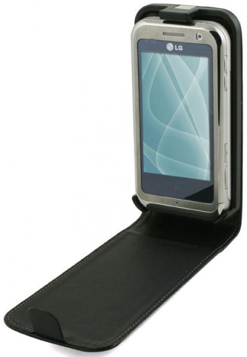 Flip Cover Slim para LG KM900 Arena