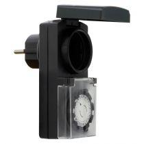 Comprar Adaptadores para Red - REV Zeitschaltuhr mechanisch Outdoor 25700409