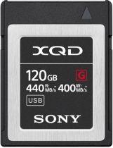 Comprar XQD - Sony XQD Tarjeta Memoria G 120GB QDG120F
