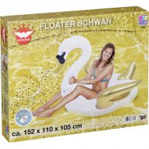 Float Toy Swan inflatable Glamour Edition | 6+