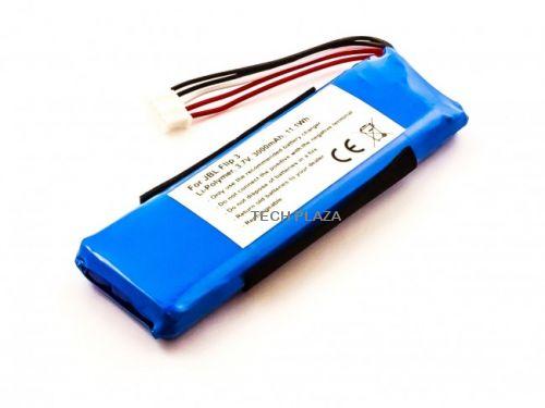 Batería JBL Flip 3 GSP872693 3,7V