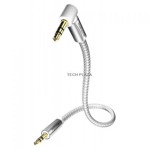 Cable in-akustik Premium II MP3 3,5 Jack Plug 90º 1,5 m