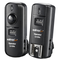 Comprar Disparador Flash - walimex pro Radio Disparador-set Nikon 2,4GHz