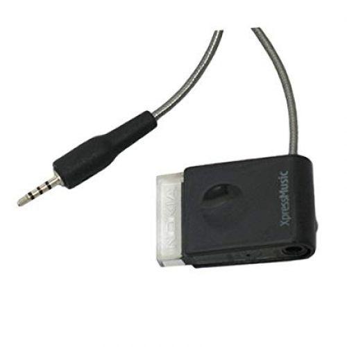 Nokia XpressMusic AD-56 3.5mm para 2.5mm Auriculares Adapter