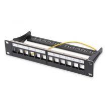 achat Accessoires Rack - DIGITUS MODULAR PATCH PANEL, 12-PORT DN-91420