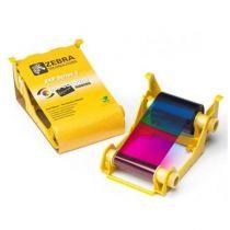 achat Consommables POS - ZEBRA CASSETE FITCOULEUR 5 PAINEIS P/ZXP3 (28 800033-340