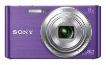 Comprar Cámara Digital Sony - Cámara digital Sony DSC-W830V purple DSCW830V.CE3