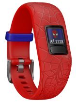 achat GPS Running / Fitness - Garmin vivofit jr. 2 Marvel Spider-Man, red