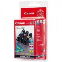 Comprar Cartucho de tinta Canon - CANON Cartucho Tinta 3 COLOR CLI-526 IX6550/IP4850/ 4541B009