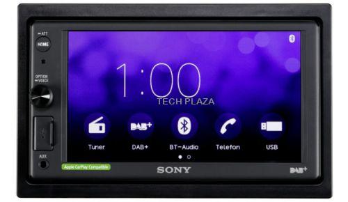 Auto radio Sony XA-VAX1005DB
