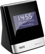 Comprar Relojes y despertadores - Despertador Imperial DABMAN d15 Negro 22-273-00