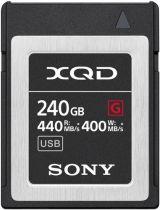 buy XQD - Sony XQD Memory Card G     240GB