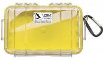 achat Sacoche Photo & Video - Sacoche Peli Micro Case 1040 yellow/transparent 480044