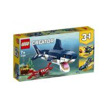 buy Lego - LEGO Creator 31088 Deep Sea Creatures   7+   Pieces 230