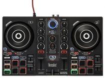 Comprar Mesas de mezclas - HERCULES MESA MISTURA DJ CONTROL INPULSE 200 4780882