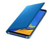 achat Etui Samsung - Étui Samsung Wallet EF-WA920 Galaxy A9 (2018) Bleu EF-WA920PLEGWW