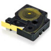 Comprar Accesorios Terminal Punto Venta - Dymo Rhino Label 18052, Heat-shrink Tube | 6 mm x 1,5 m, Negro on yell 18052