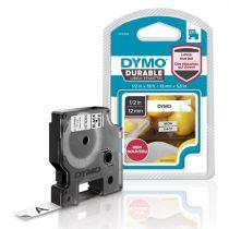 Comprar Accesorios Terminal Punto Venta - Dymo D1 Vinylband 1978364, Fita / Tape | 12 mm, Negro on Blanco 1978364