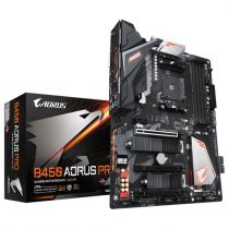 Motherboard GIGABYTE B450 AORUS PRO | ATX | Graphic Chip in CPU, 3x PC