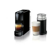 Comprar Cafeteras Nespresso - Cafetera Nespresso Krups Essenza Mini & Aeroccino3 Negro 0,6L 1.200 Wa XN1118
