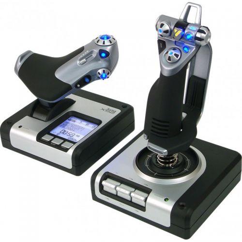 Logitech G Saitek X52 FLIGHT Control System | USB