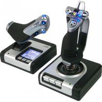 achat Volants & Joysticks - Logitech G Saitek X52 FLIGHT Control System | USB