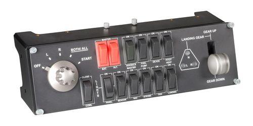 Logitech G Saitek PRO Flight Switch Panel | USB