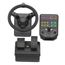 achat Volants & Joysticks - Logitech G Saitek Farm Sim Controller | USB
