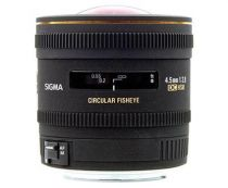Comprar Objetivo para Sigma - Sigma Objetivo 4.5mm f2.8 FISHEYE DC HSM-Sigma 486956
