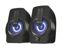 buy Other Brands Speakers - TRUST SPEAKERS GEMI RGB LEDS 2.0 USB POWERED