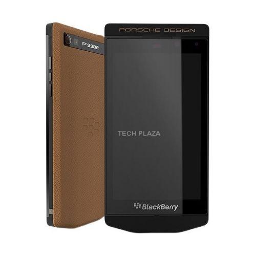 Smartphone BlackBerry Porsche Design P9982 64GB cognac ME