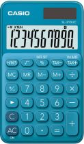 achat Calculatrices - Calculatrice Casio SL-310UC-BU blue