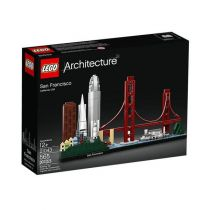 Comprar Lego - LEGO Architecture 21043 San Francisco | 12+ Pieces 565