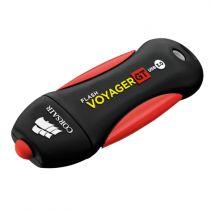Comprar Memoria USB - Pen USB Corsair Flash Voyager GT 256GB black/red, USB 3.0 Read: 390 MB CMFVYGT3C-256GB