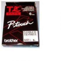 achat Consommables POS - BROTHER FITA LAMINHADA FLEXIVEL Noir/BRANCO  TZEFX211