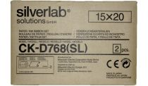 Comprar Accesorios Terminal Punto Venta - Mitsubishi CK-D768 SL 15x20 cm 2x 400 Prints VM00215