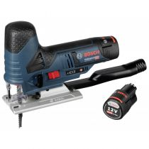 Comprar Sierras - Bosch GST 12V-70 2x 3,0 Ah Bateria-Sierra in L-BOXX 06015A1005