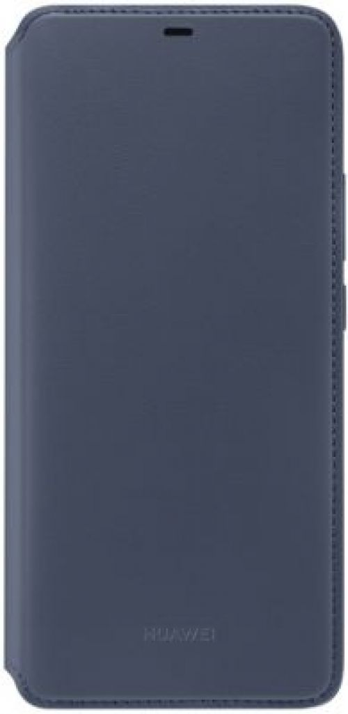 Huawei Mate 20 Pro  Wallet Cover Deep Blue