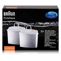 Comprar Accesorios Cafeteras - Braun Filtro Agua SET BRSC006 (2x) AX13210006