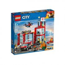 Comprar Lego - LEGO City 60215 Fire Station | 5+ | 509pcs