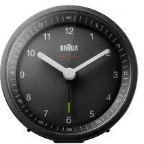buy Clock - Braun BC 07 B-DCF   black