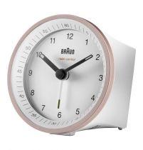 buy Clock - Braun BC 07 PW-DCF  pink/white