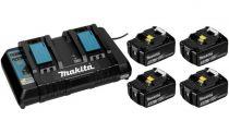 Comprar Baterias Herramientas - Makita Energy Kit 197626-8 197626-8