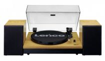 buy Turntables - Turntable Lenco LS-300 braun