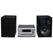 buy Mini / Micro HiFi - Mini Hifi Panasonic SC-PMX94EG-S Silver